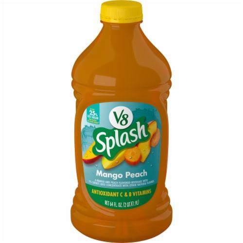 V8 Splash Mango Peach Juice Perspective: front