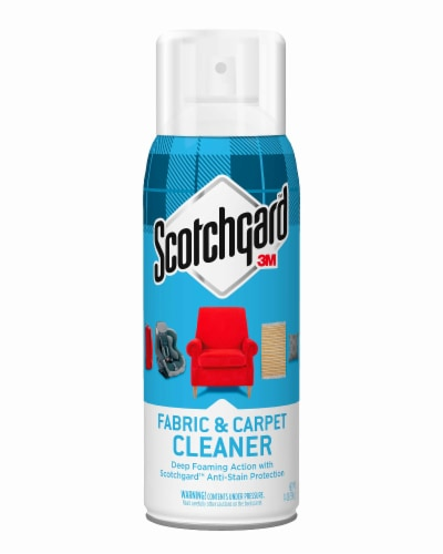 Scotchgard Fabric and Carpet Cleaner Perspective: front