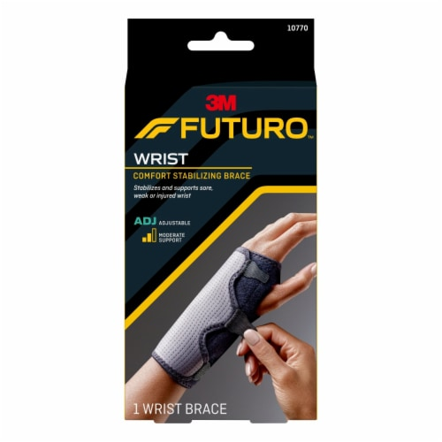 Futuro Reversible Splint Wrist Brace Perspective: front