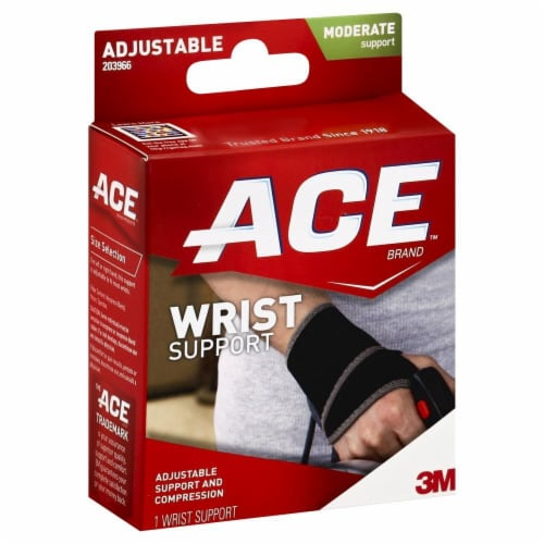 Ace Wrist Support Perspective: front