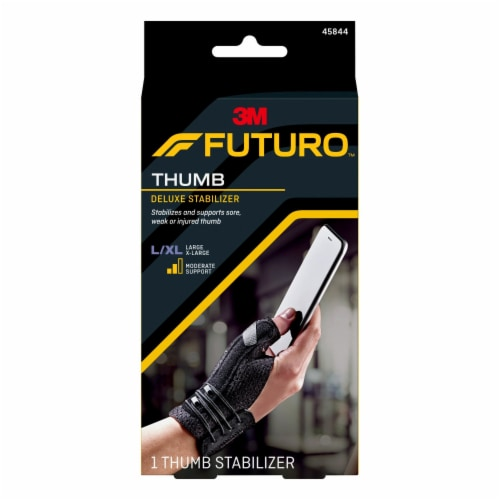 Futuro Deluxe Large/ X-Large Thumb Stabilizer Perspective: front