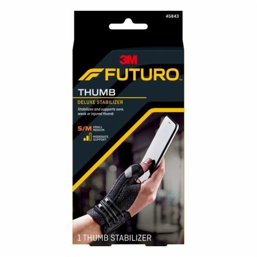 Futuro Deluxe Small/Medium Thumb Stabilizer Perspective: front