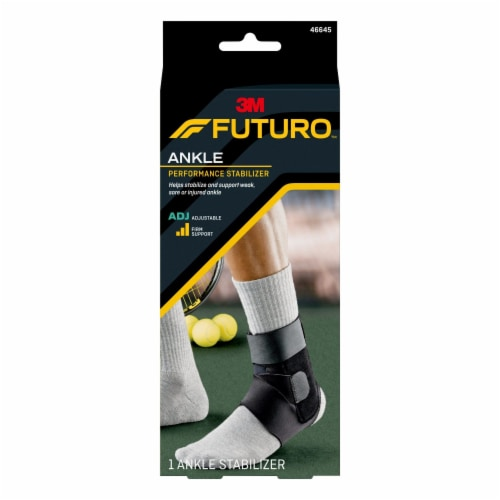 Futuro Sport Adjustable Deluxe Ankle Stabilizer Perspective: front
