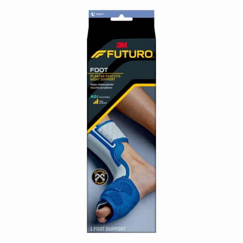 FUTURO™ Foot Plantar Fasciitis Night Support Perspective: front