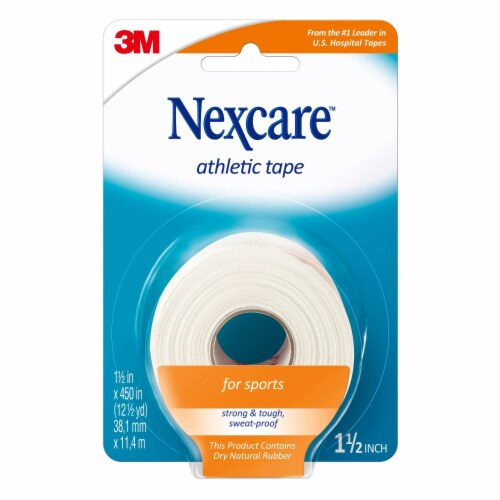 Nexcare Athletic Cloth Tape Perspective: front