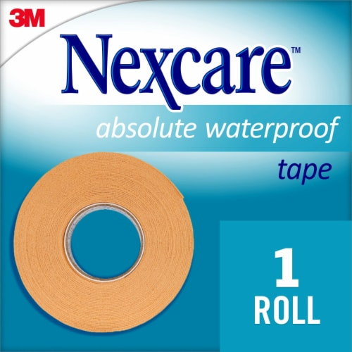 Nexcare Absolute Waterproof Tape Perspective: front