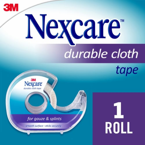 Nexcare Cloth First Aid Tape Perspective: front