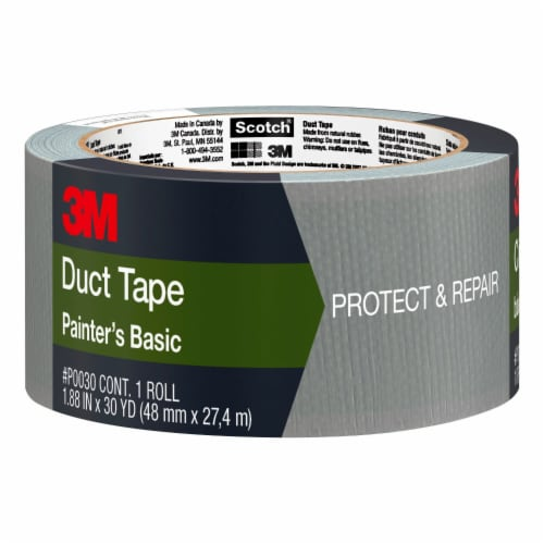 Scotch® Basic Painter's Duct Tape Perspective: front