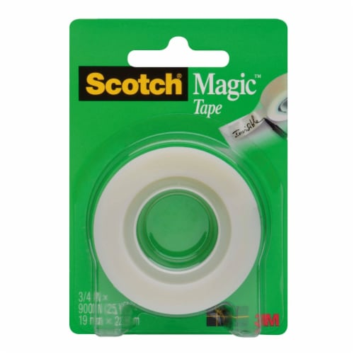 Scotch® Magic™ Tape Refill Roll - Clear Perspective: front