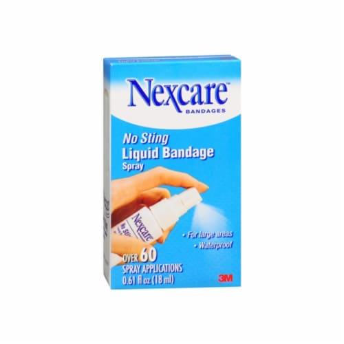 Nexcare Liquid Bandage Spray Perspective: front