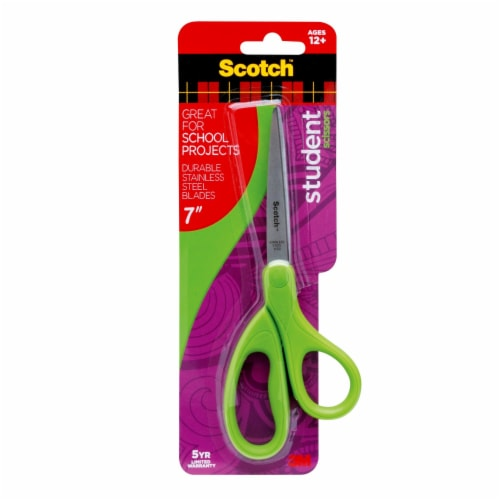 Scotch® Student Scissors Perspective: front