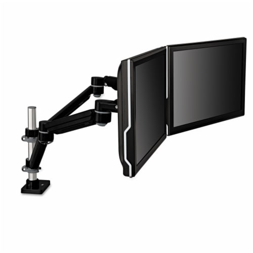 3m Arms,Easy Adjust,Dual,Bk MA260MB Perspective: front