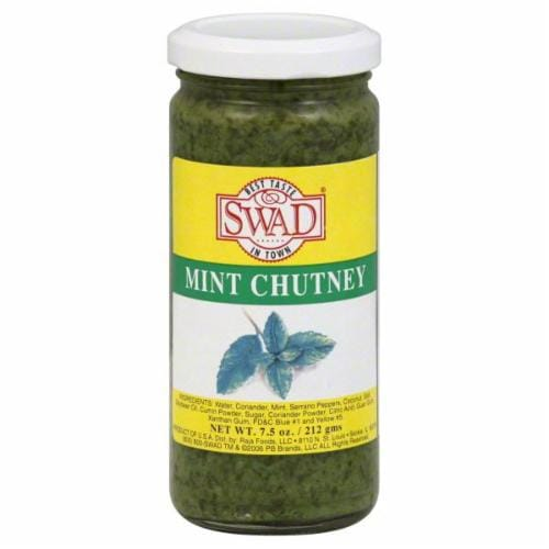 Swad Mint Chutney Perspective: front