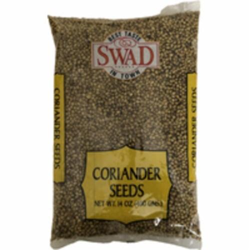 Swad Coriander Seeds - 400 Gm Perspective: front