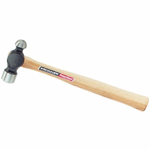 Vaughan® SuperSteel® Ball Pein Hammer Perspective: front