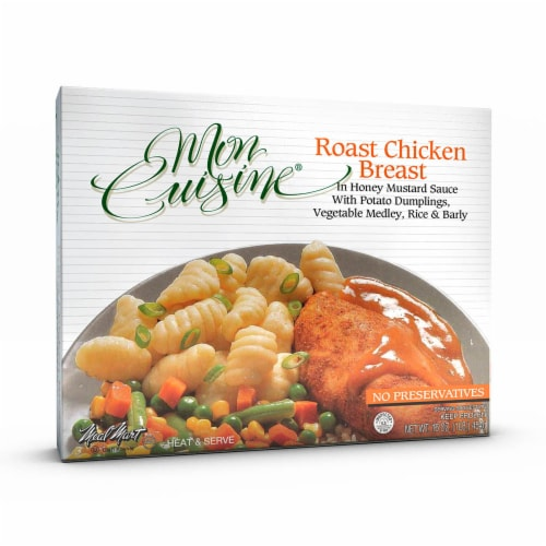 Mon Cuisine Roast Chicken Breast Perspective: front