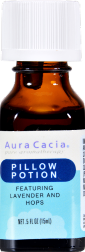 Aura Cacia Pillow Potion Essential Soultions Mist Perspective: front