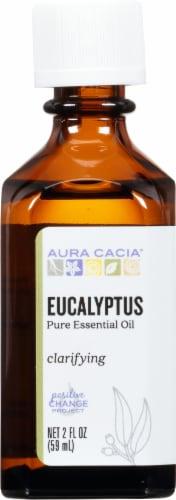 Aura Cacia Eucalyptus Oil Perspective: front