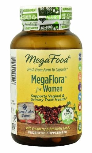 MegaFood MegaFlora Woman 50 B Perspective: front