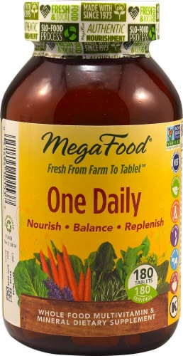 MegaFood  One Daily™ Perspective: front