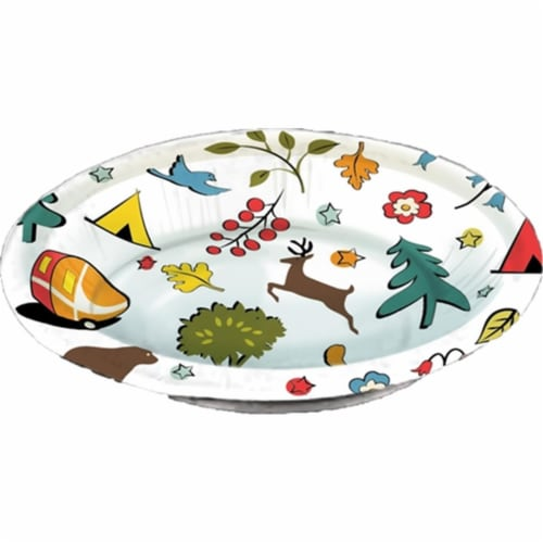 Camp Casual CC007WB 20 oz Paper Bowl - Pack of 24 Perspective: front