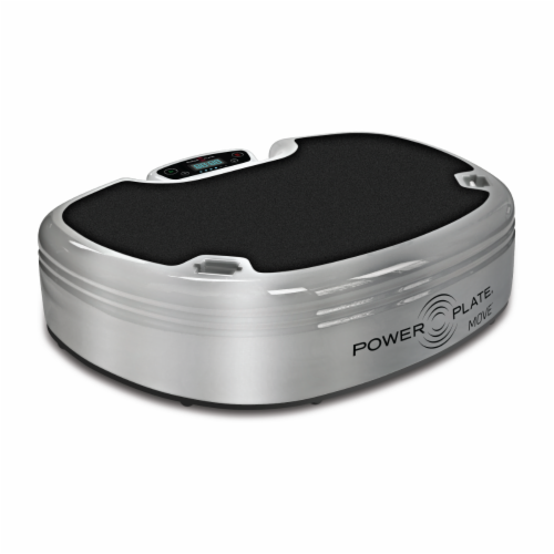 Power Plate MOVE-Silver Perspective: front