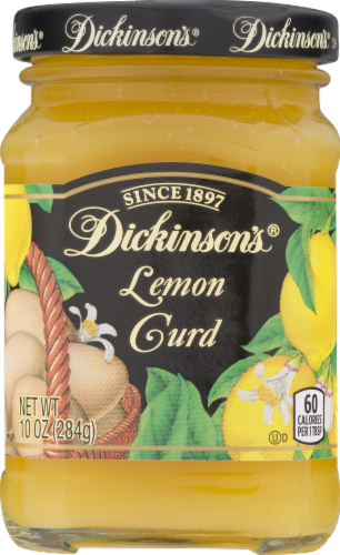Dickinson's Lemon Curd Perspective: front