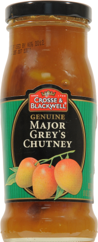 Crosse & Blackwell Major Grey's Chutney Perspective: front