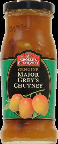 Crosse & Blackwell Major Grey's Chutney Perspective: front