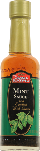 Crosse & Blackwell Mint Sauce Perspective: front