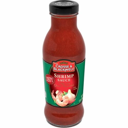 Crosse & Blackwell Zesty Shrimp Sauce Perspective: front