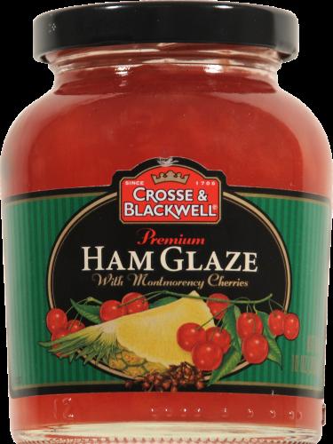 Crosse & Blackwell Ham Glaze Perspective: front