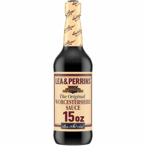 Lea & Perrins Original Worcestershire Sauce Perspective: front