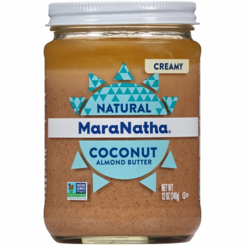 Maranatha Creamy Coconut Almond Butter Perspective: front