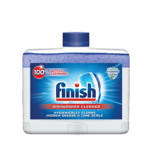 Finish Dishwasher Machine Cleaner Perspective: front