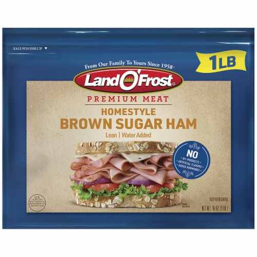Land O' Frost Premium Home-Style Brown Sugar Ham Perspective: front