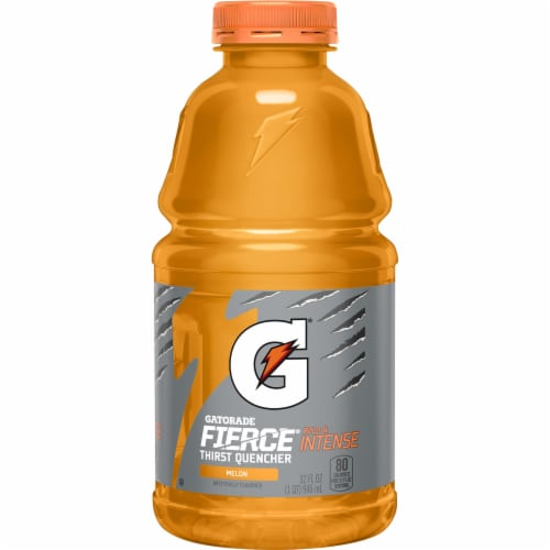 Gatorade Fierce Melon Thirst Quencher Sports Drink Perspective: front
