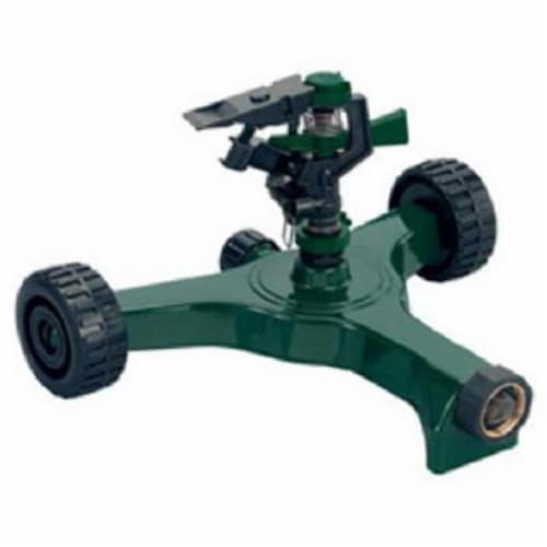 Orbit Irrigation Products 583585 Green Thumb Plastic Pulsating Sprinkler Perspective: front