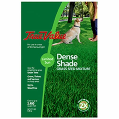 Barenbrug USA 212652 TV 3LB Shade Grass Seed, TV 3 lbs Shade Grass Seed Perspective: front
