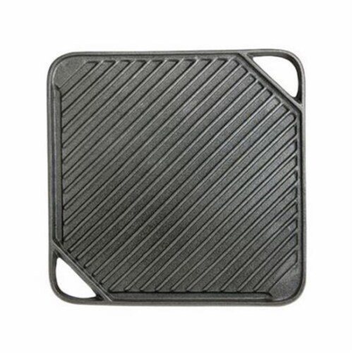 Mr. Bar-B-Q Products LLC. 215690 10.5 in. Grill Zone Revers Griddle Perspective: front