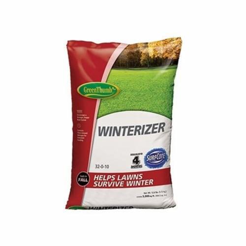 Knox Fertilizer 225481 GT 5M Winterizer Lawn Fertilizer Perspective: front
