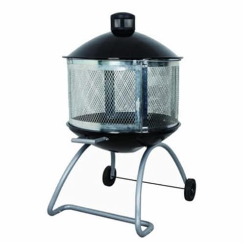 Shinerich Industrial 227788 Four Seasons 28 in. Port Fire Pit Perspective: front
