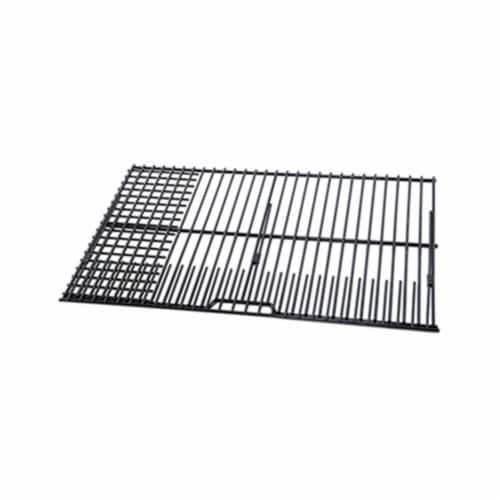 Mr. Bar-B-Q Products 257115 Grill Zone Non-Stick Cooking Grid & Rock Grate, Large Perspective: front