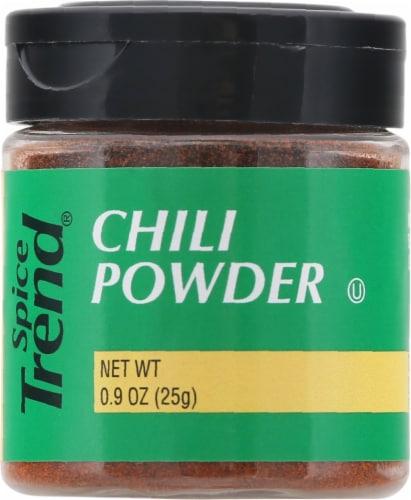 Spice Trend Chili Powder Perspective: front