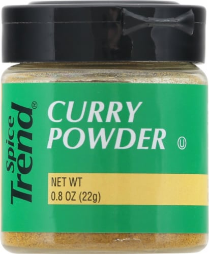 Spice Trend Curry Powder Perspective: front