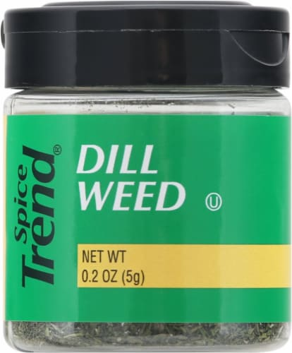 Spice Trend Dill Weed Perspective: front
