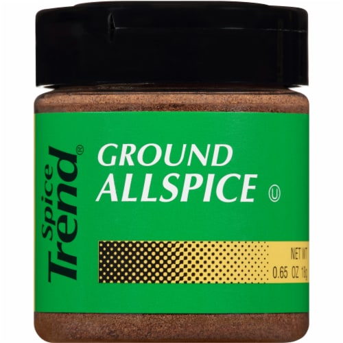 Spice Trend Ground Allspice Perspective: front