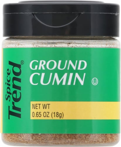 Spice Trend Ground Cumin Perspective: front
