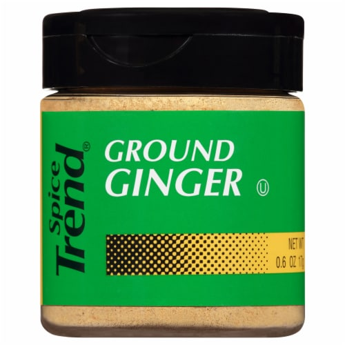 Spice Trend Ground Ginger Perspective: front