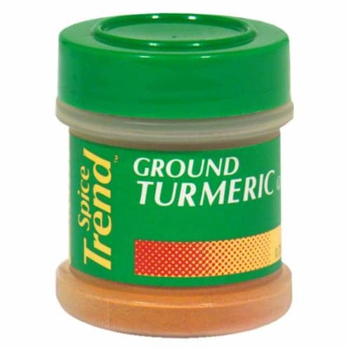 Spice Trend Ground Turmeric Perspective: front